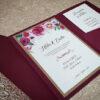 Folder boda | Imprenta en Ciudad de México | Impresos César | impresoscesar.com