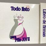 Libro de firmas | Imprenta en Ciudad de México | Impresos César | impresoscesar.com | Modelo: LIBRO DE FIRMAS