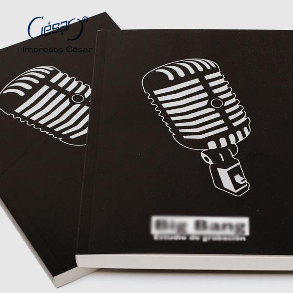 Libretas personalizadas | Imprenta en Ciudad de México | Impresos César | impresoscesar.com