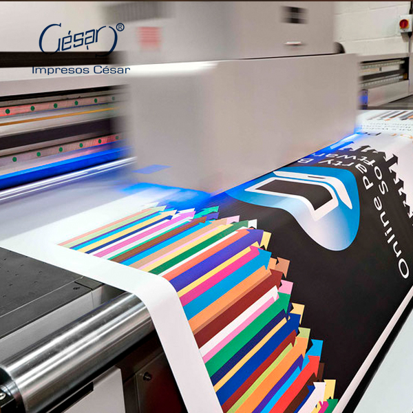 Impresiones en lona | Imprenta en Ciudad de México | Impresos César | impresoscesar.com