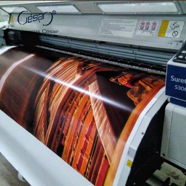 Impresiones en vinil | Imprenta en Ciudad de México | Impresos César | impresoscesar.com | materiales para impresiones en vinil