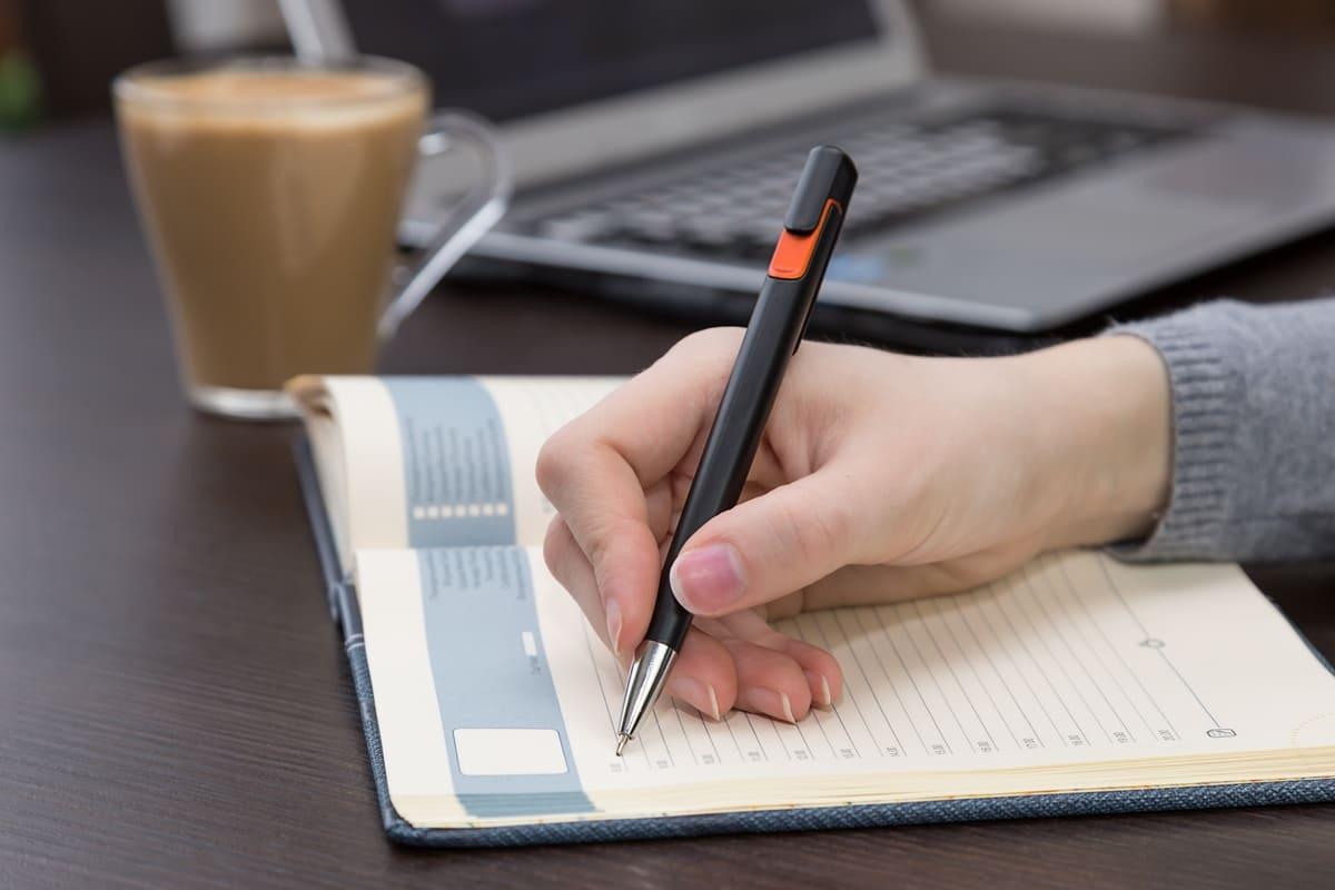 Razones para tener una agenda personalizada