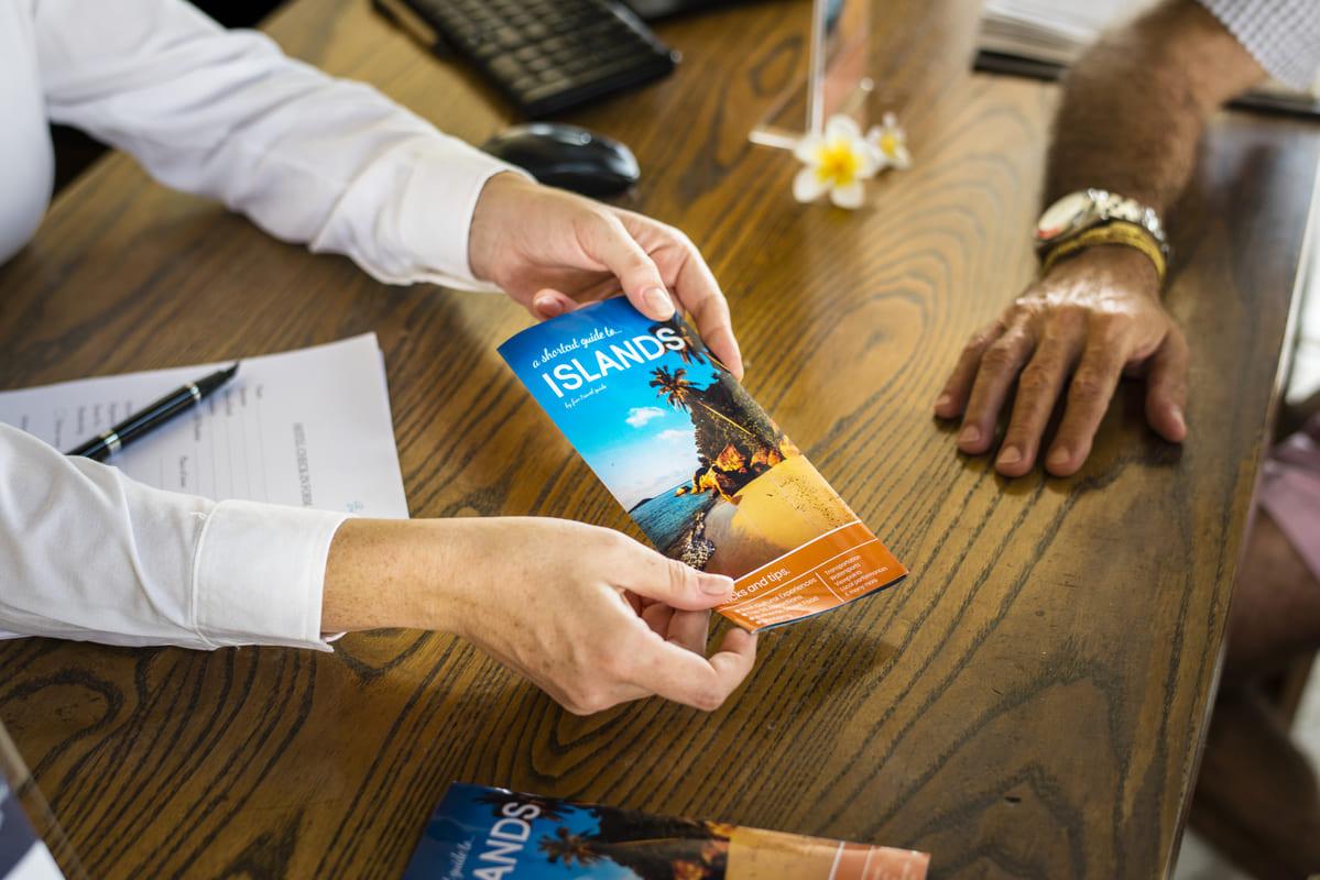 onsejos para medir el gramaje de folletos