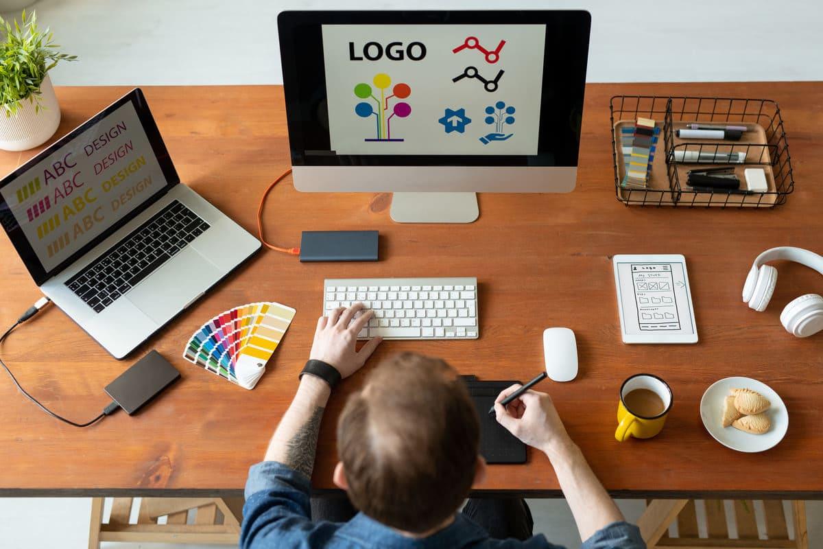 Tendencias en el diseño de logotipos
